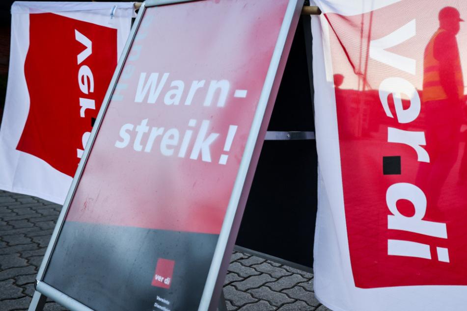 Aktion soll 24 Stunden dauern! Warnstreik und Kundgebung am Klinikum Fürth