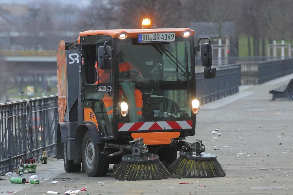 Dresden ist bald wieder ganz allein für Fahrzeuge wie dieses verantwortlich.