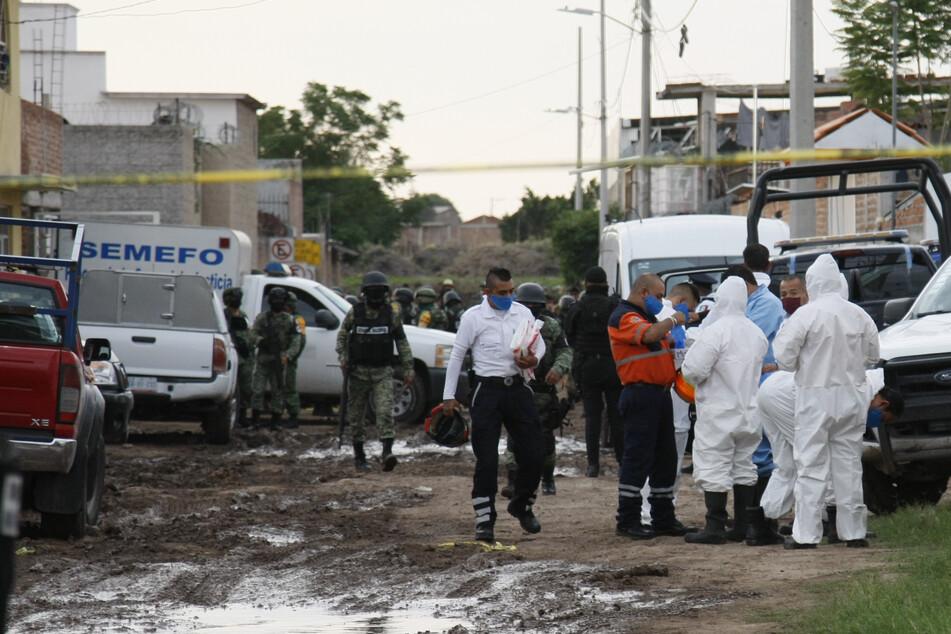 Nach Festnahme der Mutter des Kartellchefs: Massaker in Mexiko, 24 Tote!