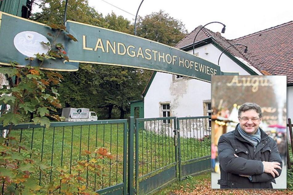 Ab Sommer: FDP-Zastrow eröffnet die Hofewiese
