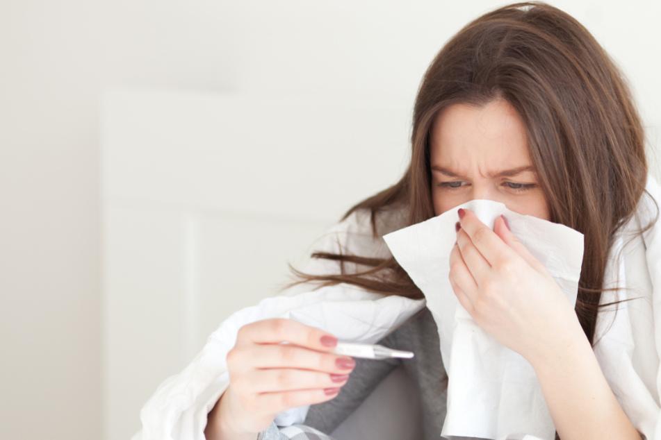 Bislang kaum Infektionen gemeldet: Sachsen-Anhalt erwartet schwache Grippewelle