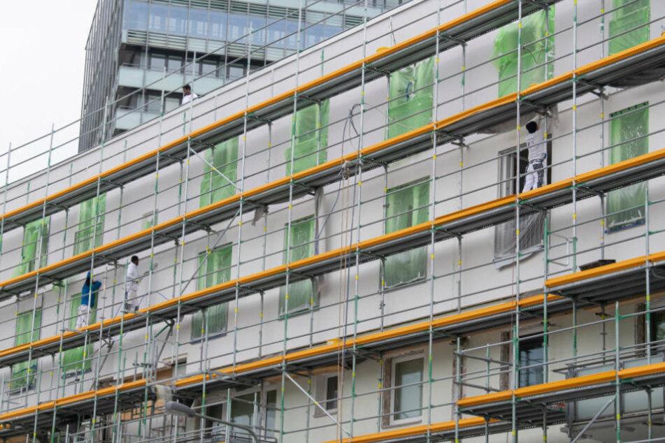 Baugesellschaft AGB will 5600 neue Wohnungen in Frankfurt fertigstellen