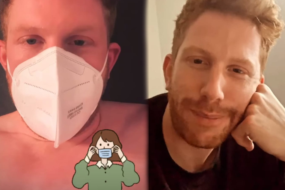 """Dschungelcamp: """"Dschungelshow""""-Lars kassiert Hate für Masken-Fehler, seine Reaktion ist genial"""