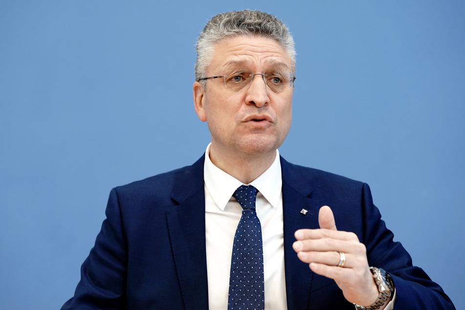 """RKI-Präsident Lothar Wieler (60) sagt ausdrücklich: """"Wir befinden uns in der dritten Welle, ausgelöst durch die Variante B.1.1.7."""""""