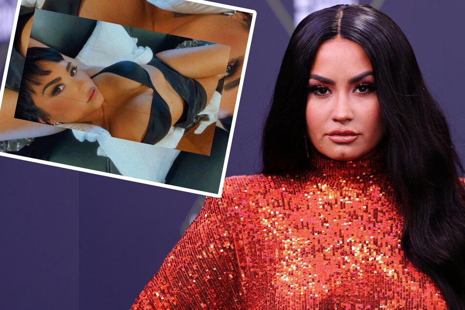Erste Sex-Szene im Kasten: Demi Lovato ist stolz wie Bolle!