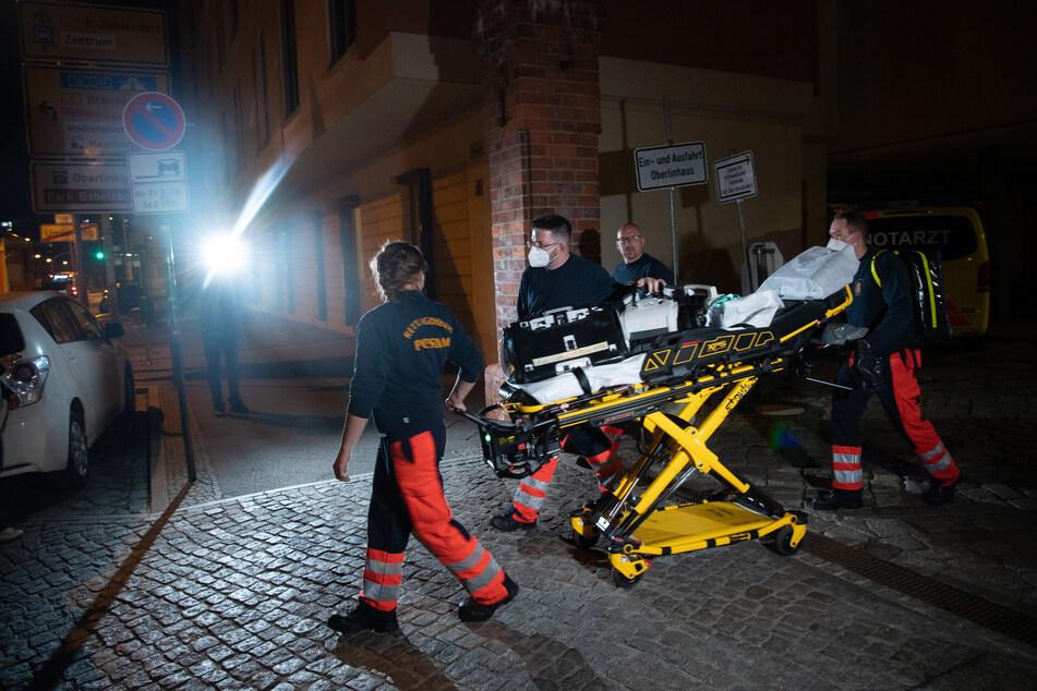 Vier Bewohner eines Wohnheims für Menschen mit Behinderungen in Potsdam wurden am 28. April getötet.