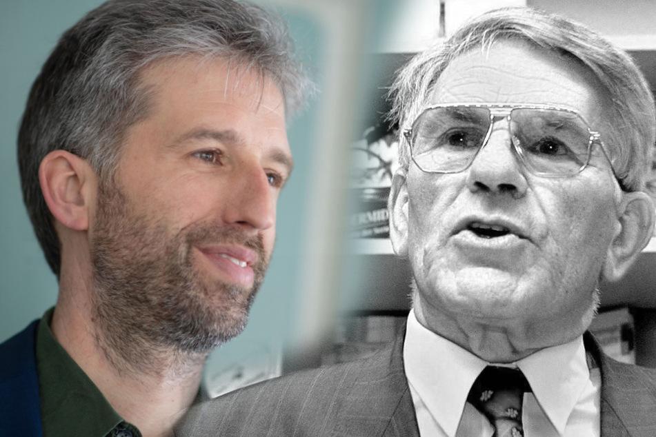 Rührend: So gedenkt Boris Palmer seines rebellischen Vaters
