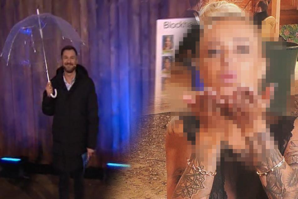 """""""Big Brother""""-Show im Regen: Sie musste raus!"""