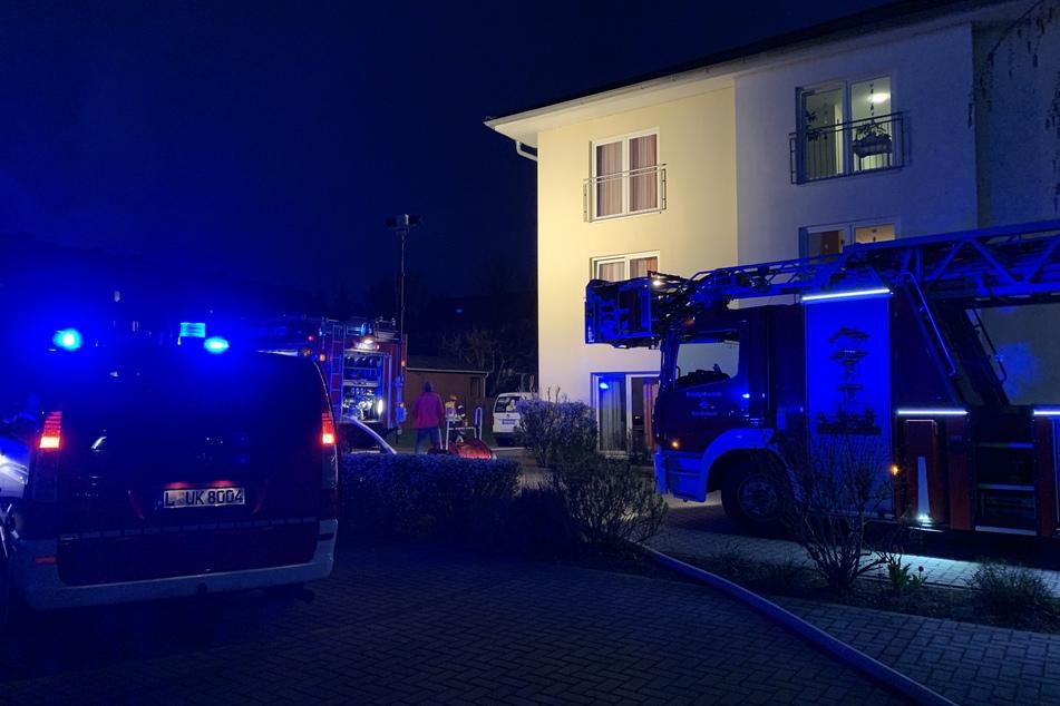 Leipzig: Brand bricht in Pflegeheim aus: Mitarbeiterin verletzt