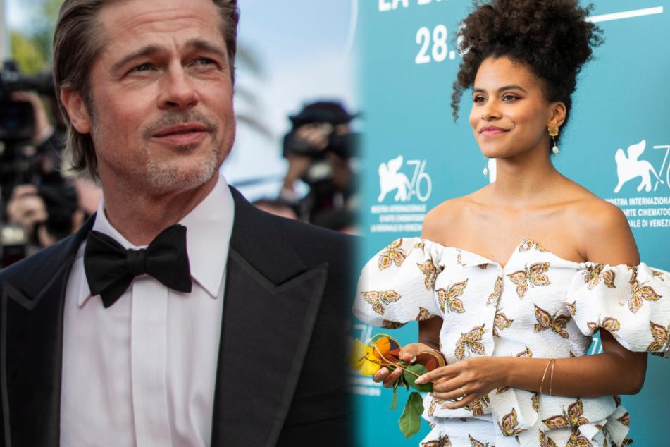 """""""Bullet Train"""": Brad Pitt steht schon bald mit einer deutschen Schauspielerin vor der Kamera"""