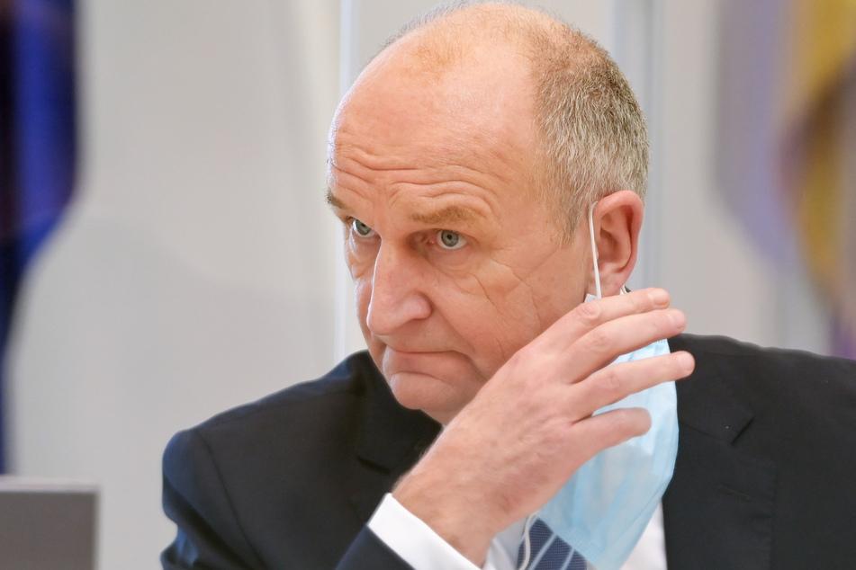 Dietmar Woidke (59, SPD), Ministerpräsident von Brandenburg.