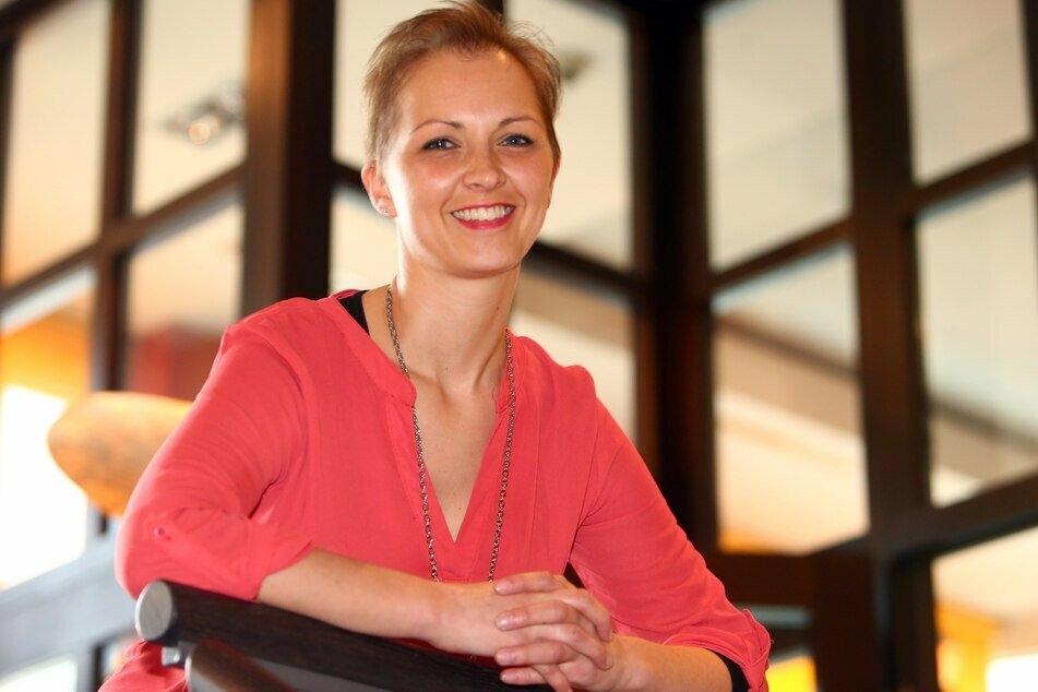 Alexandra Richter (33) ist Risikopatientin.