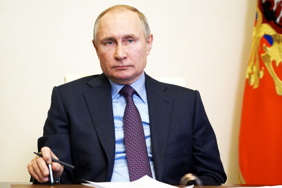 Wladimir Putin (68), Präsident von Russland.