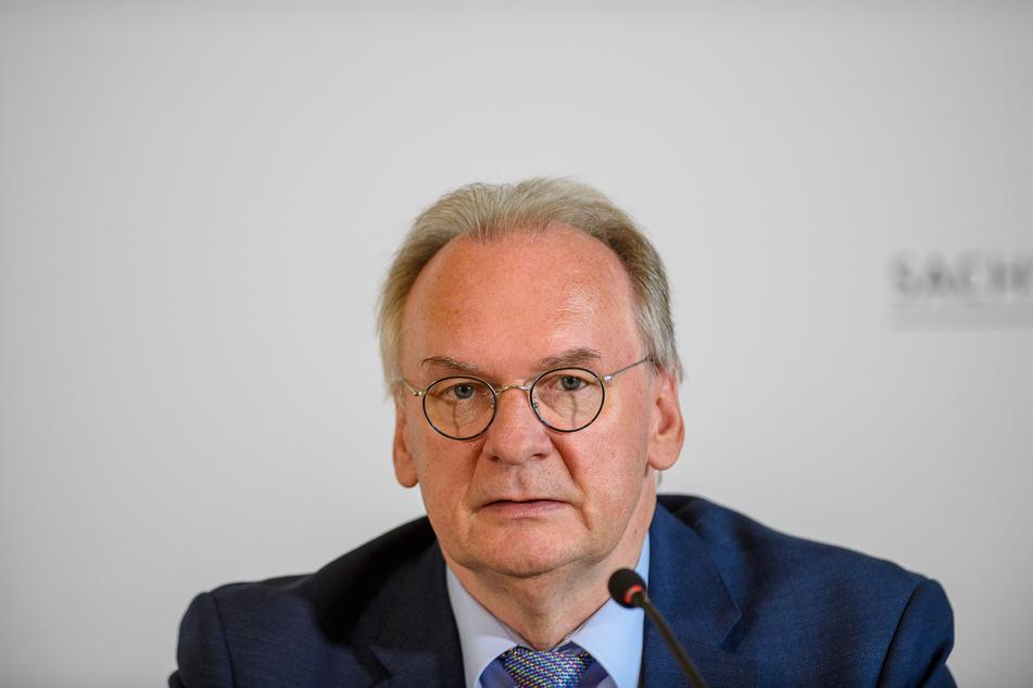 Reiner Haseloff (CDU), Ministerpräsident von Sachsen-Anhalt. (Archivbild)
