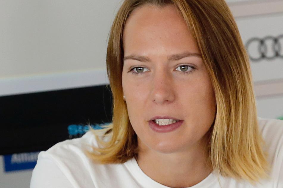 """Para-Schwimmerin spricht über Depression: """"Brauche meine ganze Kraft"""""""