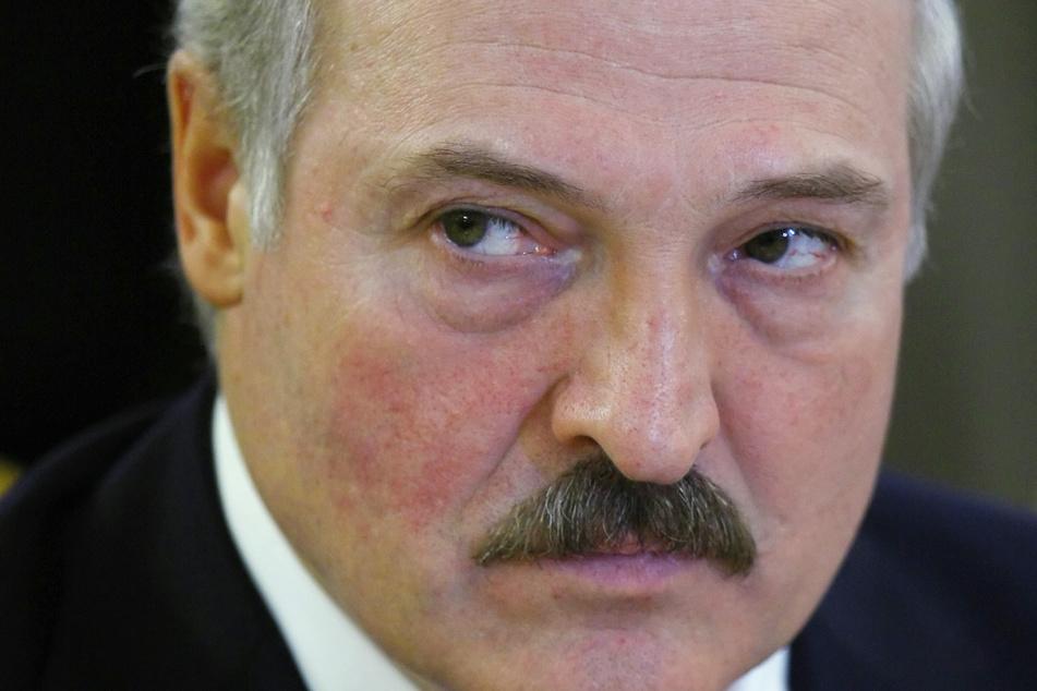 Alexander Lukaschenko (66), Präsident von Belarus.