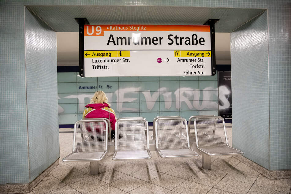 Am U-Bahnhof Amrumer Straße in Berlin-Wedding wurde ein mutmaßlicher Drogendealer vorläufig festgenommen (Symbolbild).