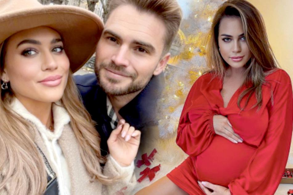 Jessica Paszka und Johannes Haller verraten erste Baby-Details!