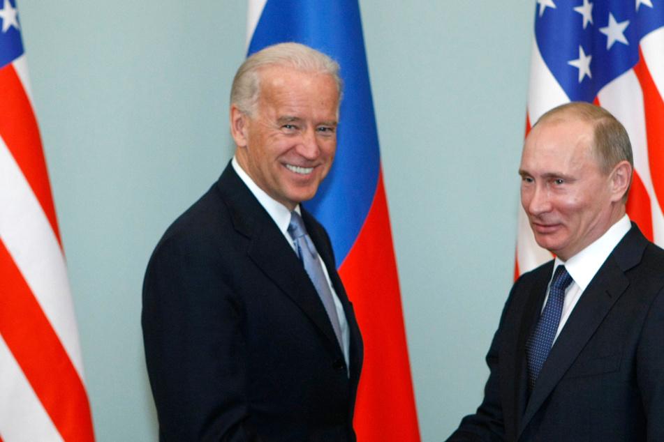Putin sagt ja! Hier findet das Gipfeltreffen mit Biden Mitte Juni statt