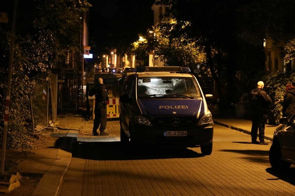 Die Polizei ermittelt zu dem Vorfall.