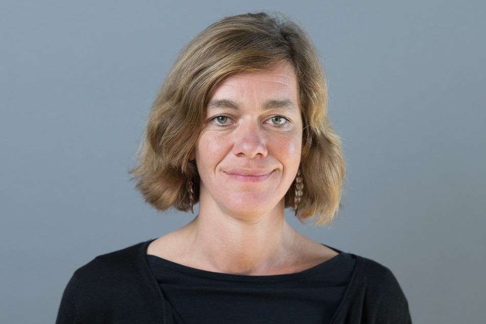 Linken-Landtagsabgeordnete Juliane Nagel (43).