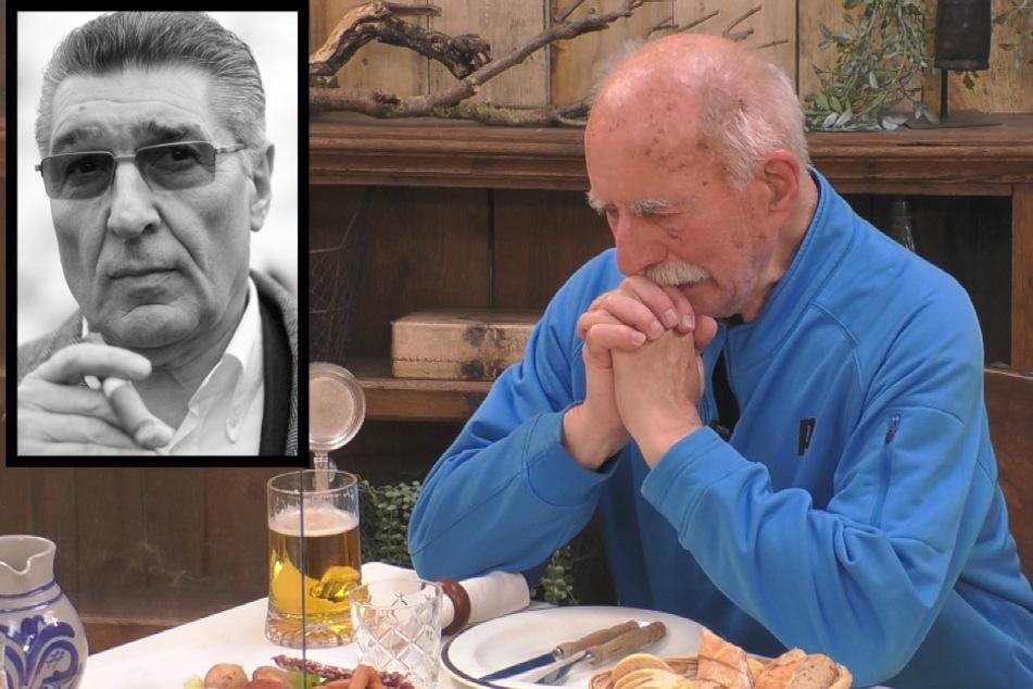 """Promi Big Brother: Promi Big Brother: Werner Hansch berichtet von Assauers """"krampfartigem Weinanfall"""""""