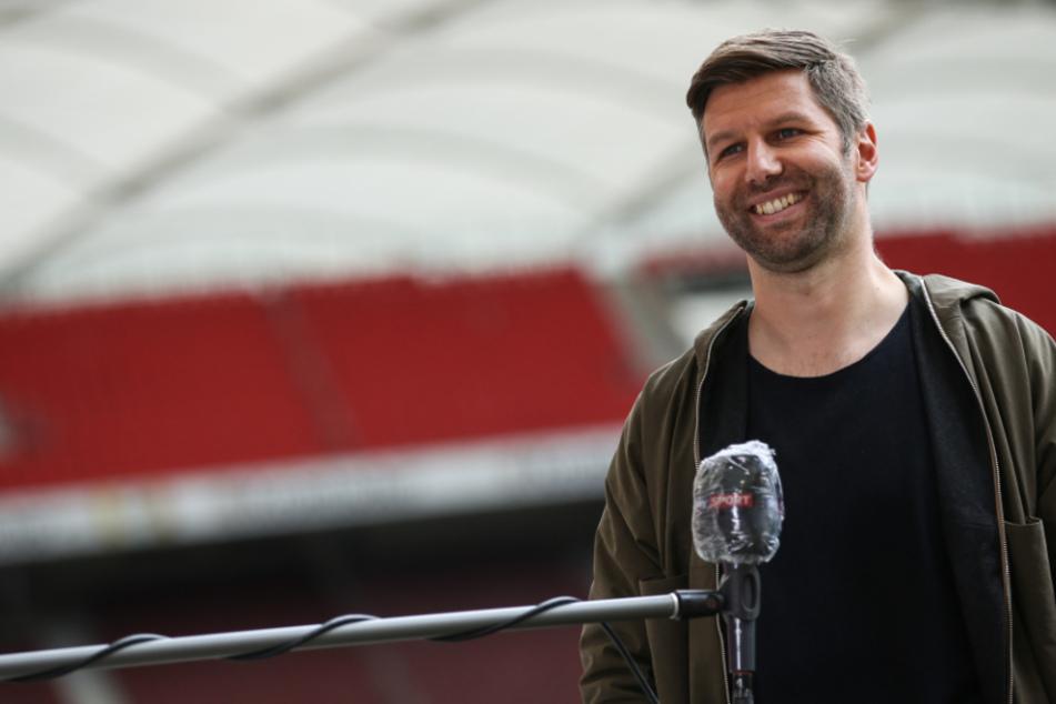 Thomas Hitzlsperger (38), Vorstandsvorsitzender des VfB Stuttgart.