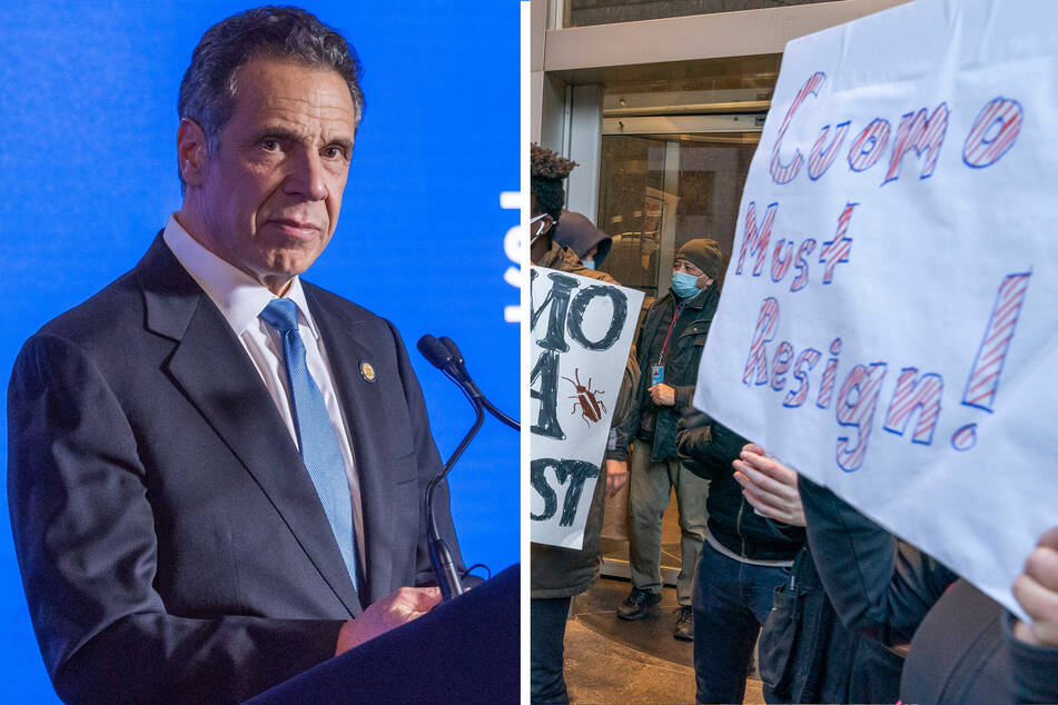 New York lawmakers roll back Cuomo's Covid powers amid scandals