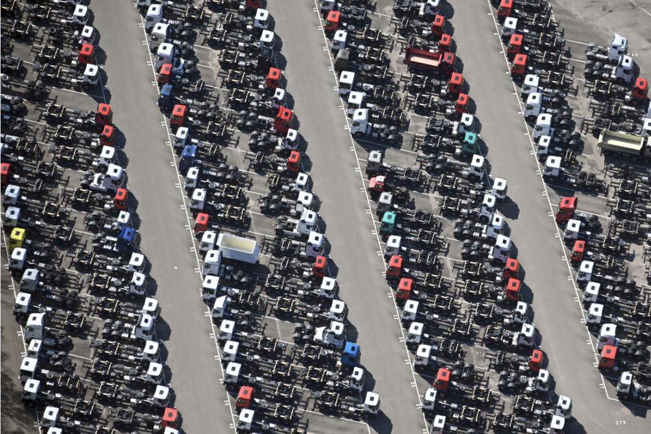 Viele Fahrzeuge werden erst ohne die Teile gebaut und später nachgerüstet.