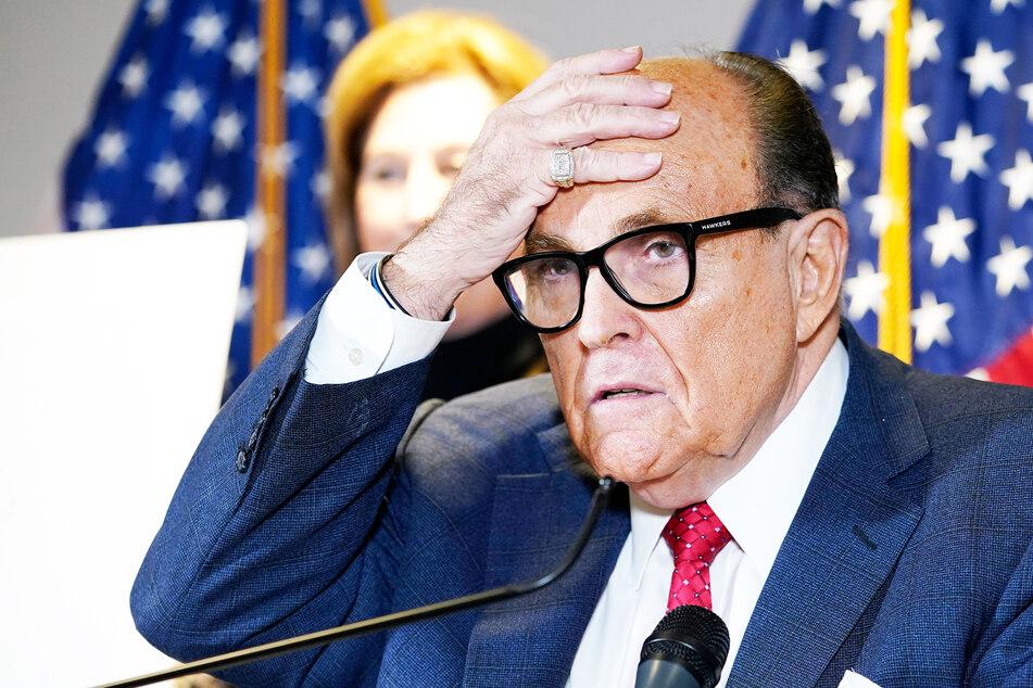 Ukraine-Affäre: Jetzt geht es Trump-Anwalt Rudy Giuliani an den Kragen