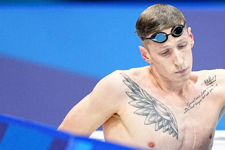 So lief die Olympia-Nacht: Schwimm-Weltmeister Wellbrock verpasst knapp Medaille