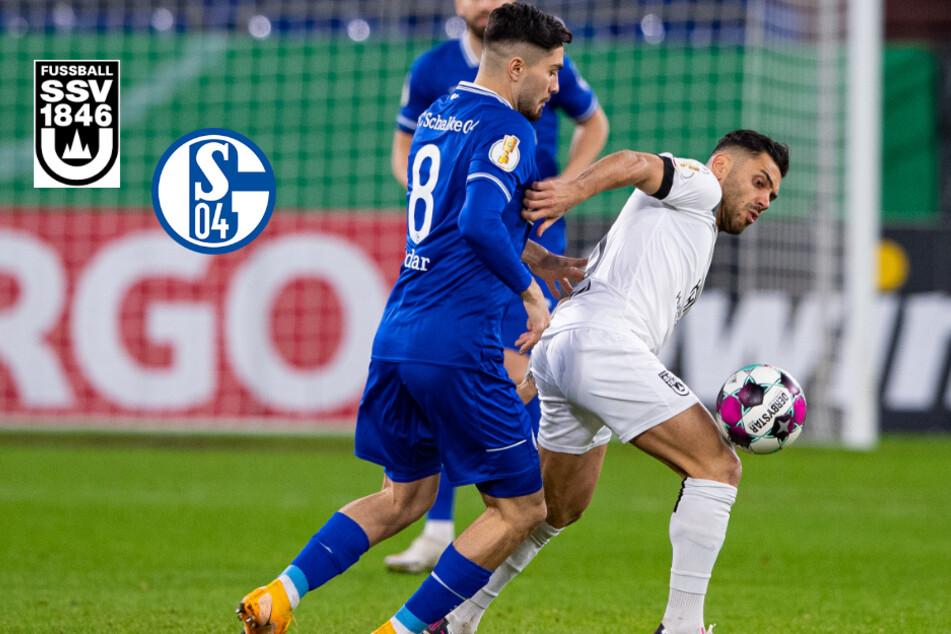 Schalke 04 entgeht Pokal-Blamage gegen den SSV Ulm