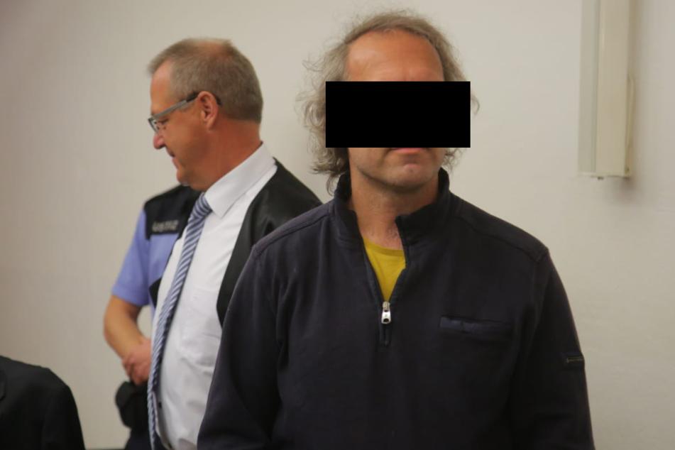 Thomas H. gestand vor Gericht, zeigte aber kaum Emotionen.