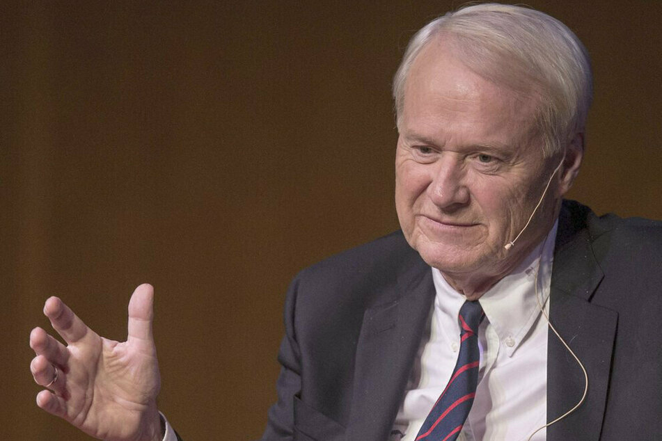 Chris Matthews makes first MSNBC appearance since his scandal-ridden retirement in 2020