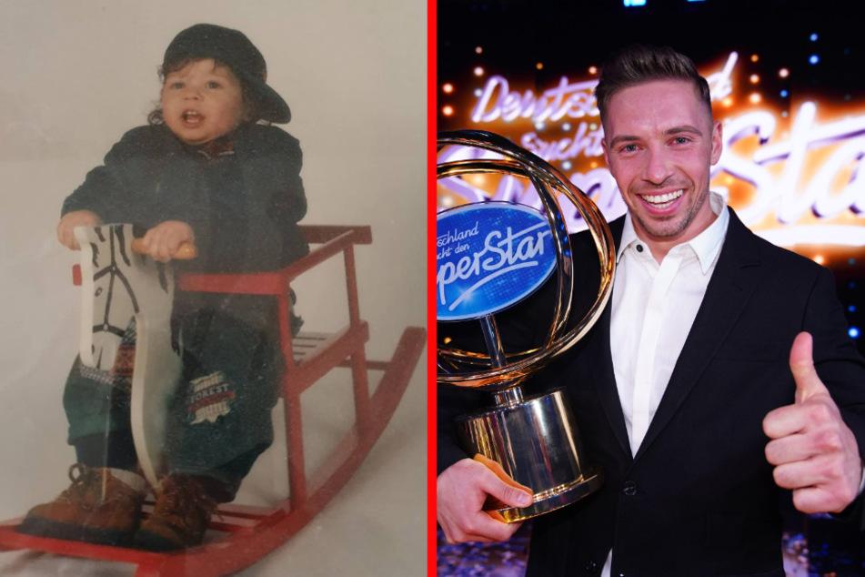 """Ramon Roselly (27) gewann im April die 17. Staffel der RTL-Castingshow """"Deutschland sucht den Superstar""""."""