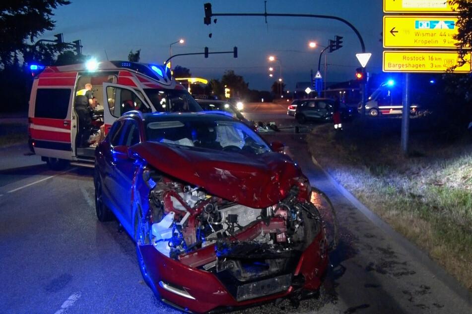Das Auto des 71-Jährigen wurde schwer beschädigt.