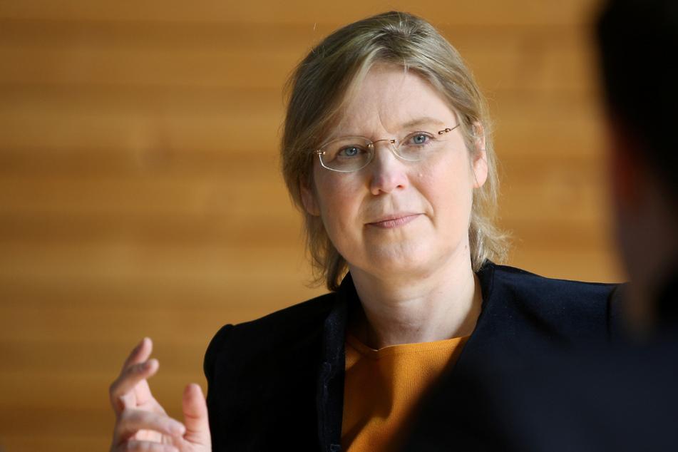 Corinna Franke-Wöller (48, CDU) belegte in ihrem Wahlkreis Sächsische Schweiz nur den zweiten Platz.