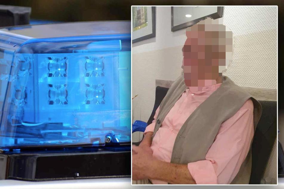 Der 79-Jährige wurde wohlbehalten im Bereich Borna gefunden.