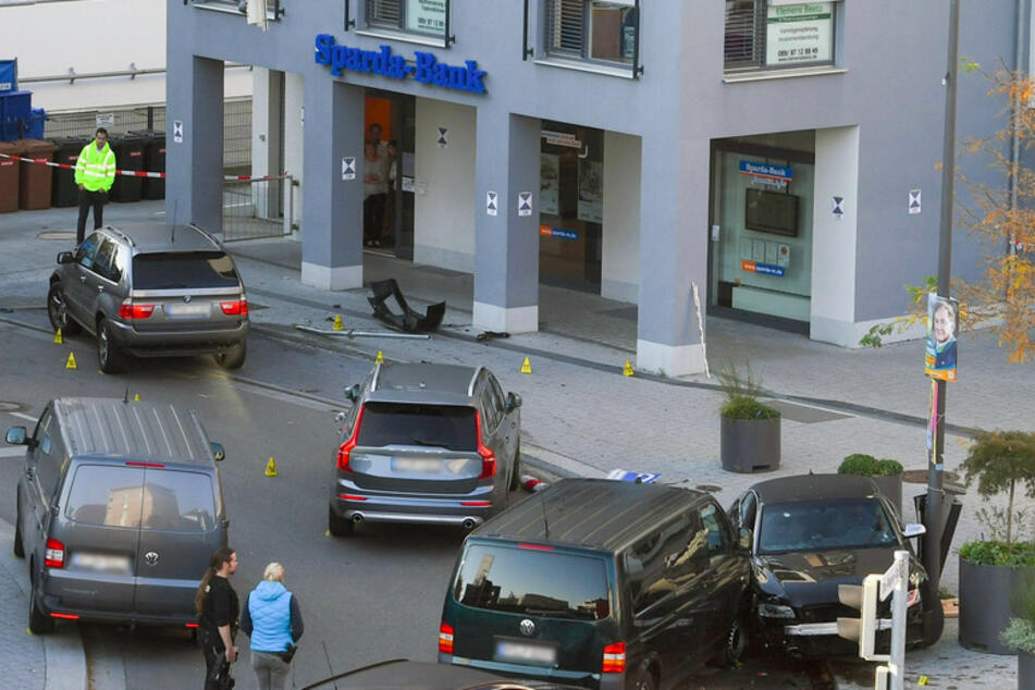 SEK-Einsatz mit Schusshagel: Prozess gegen Automaten-Sprenger beginnt in München