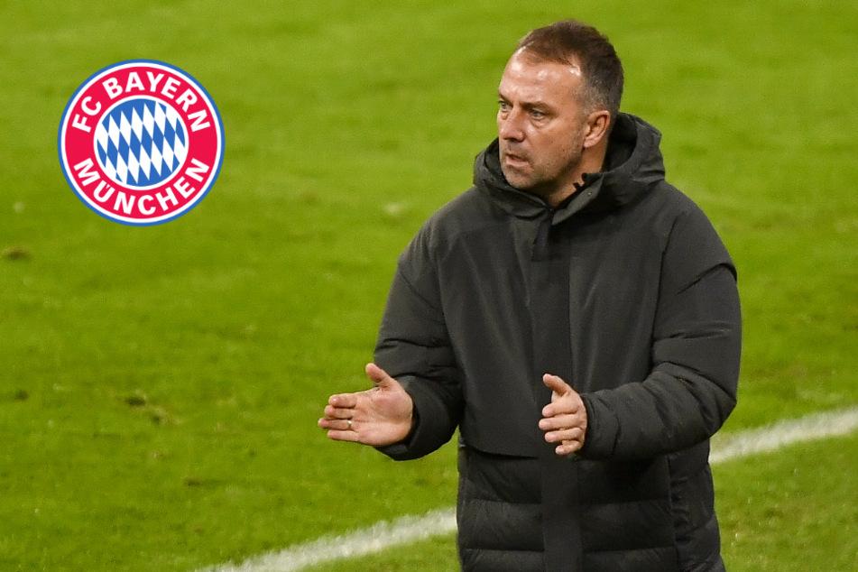FC Bayern München: Hansi Flick vor Abwehr-Rätsel und mit klarer Forderung