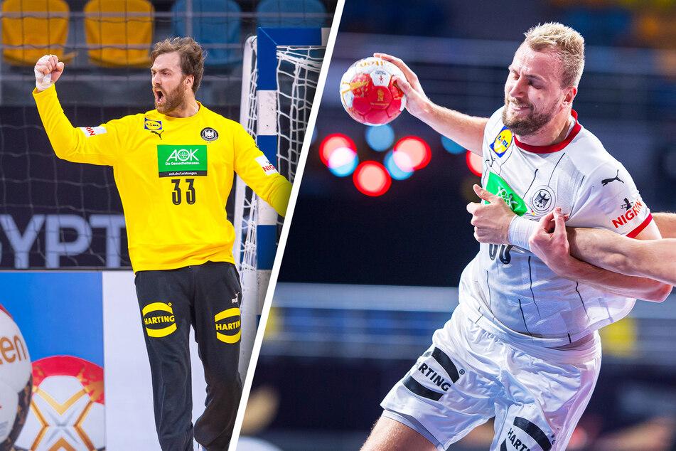 Nach Spiel gegen Ungarn: Deutsche Handballer müssen um Einzug ins WM-Viertelfinale bangen