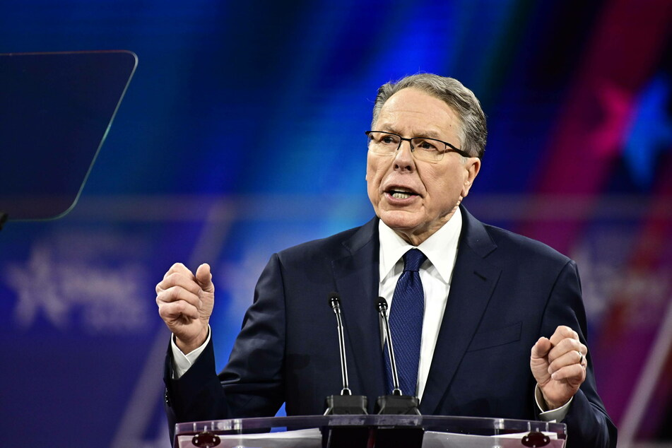 Wayne LaPierre admitted the Texas bankruptcy hearing was a means of avoiding James' oversight.