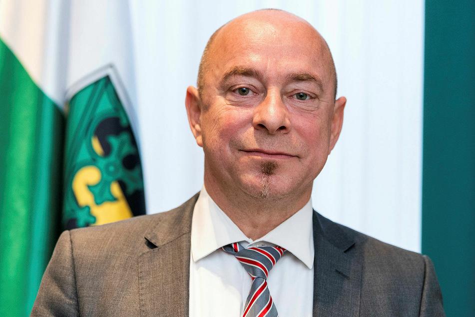 Thomas Feist (55), Sachsens Beauftragter für jüdisches Leben.