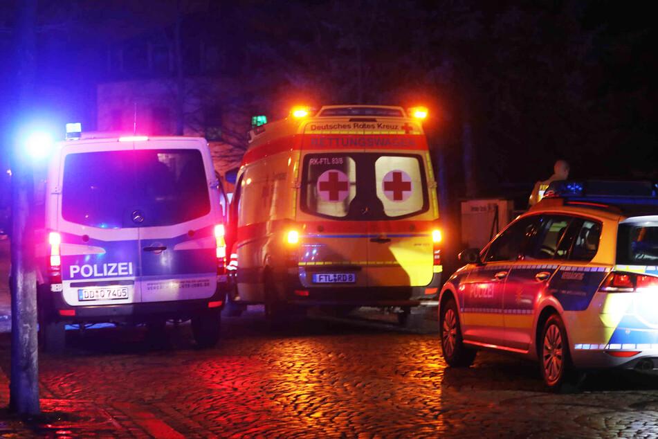 Per Rettungswagen kam Jean N. ins Krankenhaus, konnte aber nicht mehr gerettet werden.