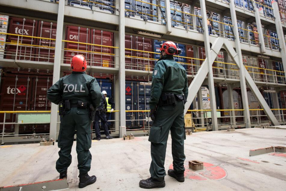 Kokain-Container: Zoll macht Riesenfund im Hamburger Hafen