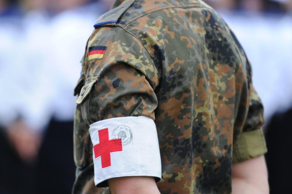 Die Soldaten befinden sich nun selbst in Quarantäne. (Symbolbild)