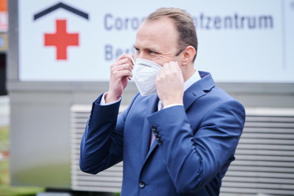Der Vorsitzende der FDP-Fraktion, Sebastian Czaja (37), hat sich am Tag vor der Bund-Länder-Schalte gegen verschärfte Corona-Maßnahmen ausgesprochen.