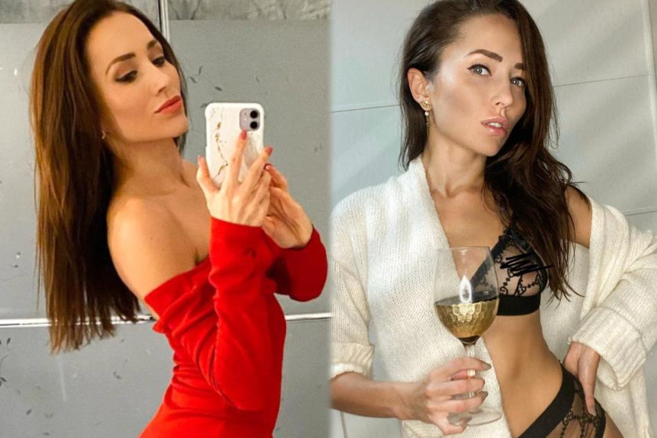Keine Frage, Anastasiya Avilova (32) weiß, sich sexy zu präsentieren.