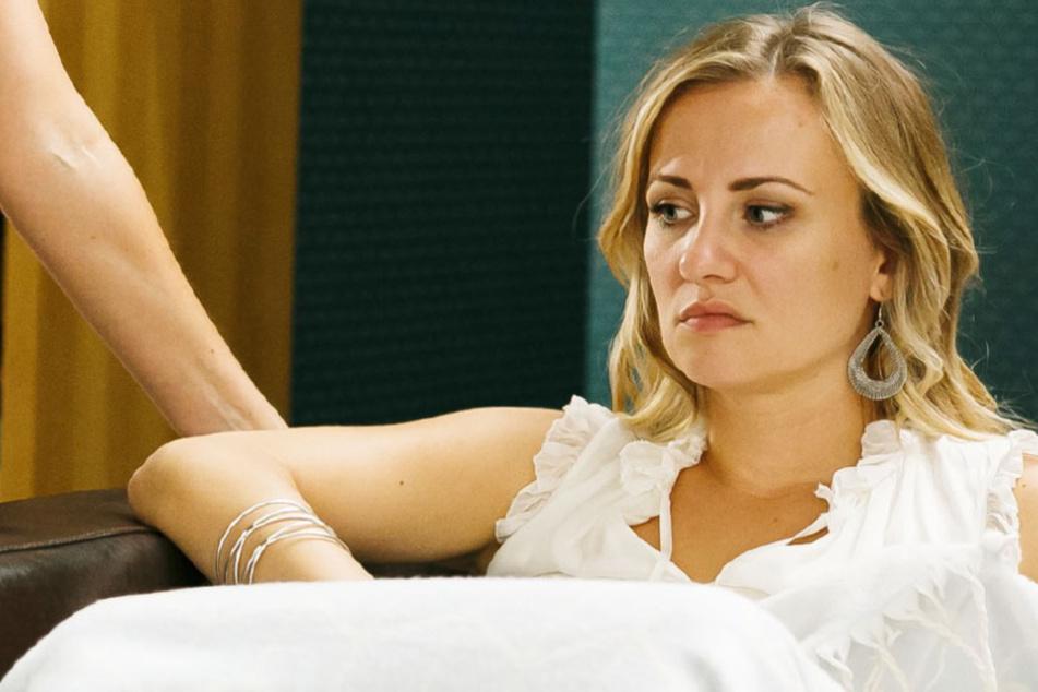 Ania Niedieck (36) geht auch bei AWZ als Isabelle Reichenbach durch viele Höhen und Tiefen.