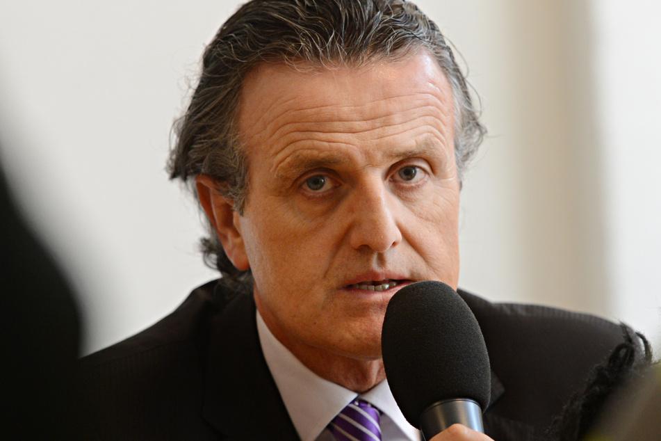 Will Oberbürgermeister in Stuttgart werden: Frank Nopper (58).